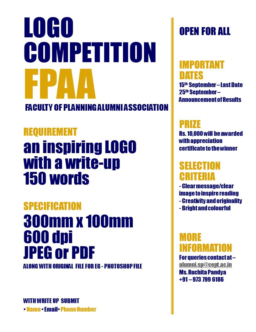 Poster design competition 2017 - 01 09 2017